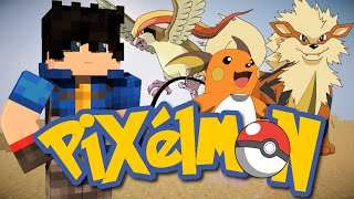 Pixelmon Ep 8 # O GYM Mais Facil Da Historia