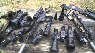 Armasight Night Vision & Thermal Gear hunt with Keith Warren