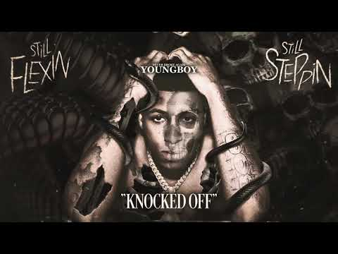"YoungBoy Never Broke Again – ""Knocked Off"""
