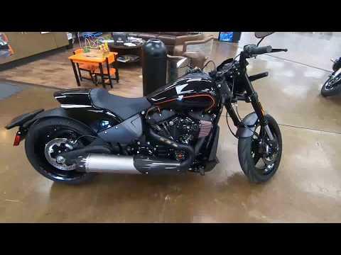 2019 Harley-Davidson Softail FXDR 114