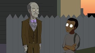 A College Horror Story Animated