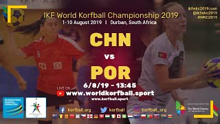 IKF WKC 2019 CHN-POR