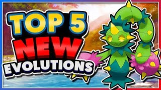 Maractus  - (Pokémon) - Top 5 New Evolutions for Pokémon Sword & Shield!