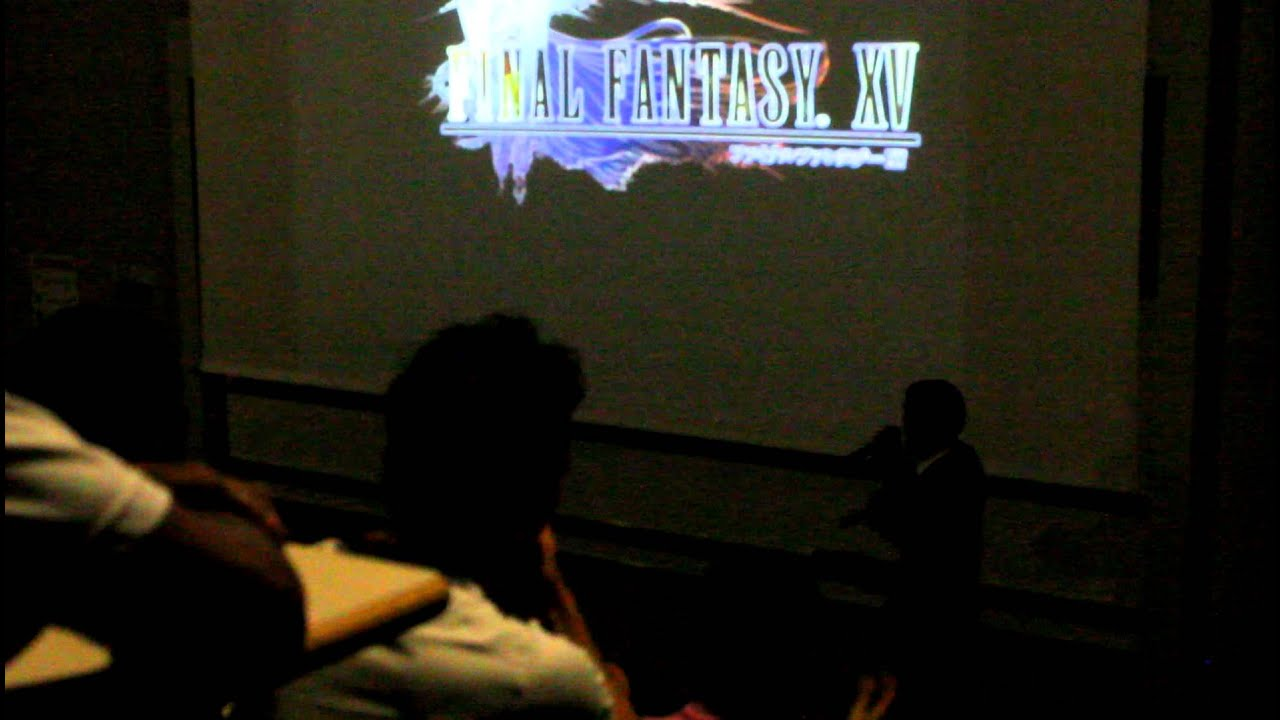 Square Enix Confirms Fake-Seeming Final Fantasy XV Trailer Is Indeed Fake