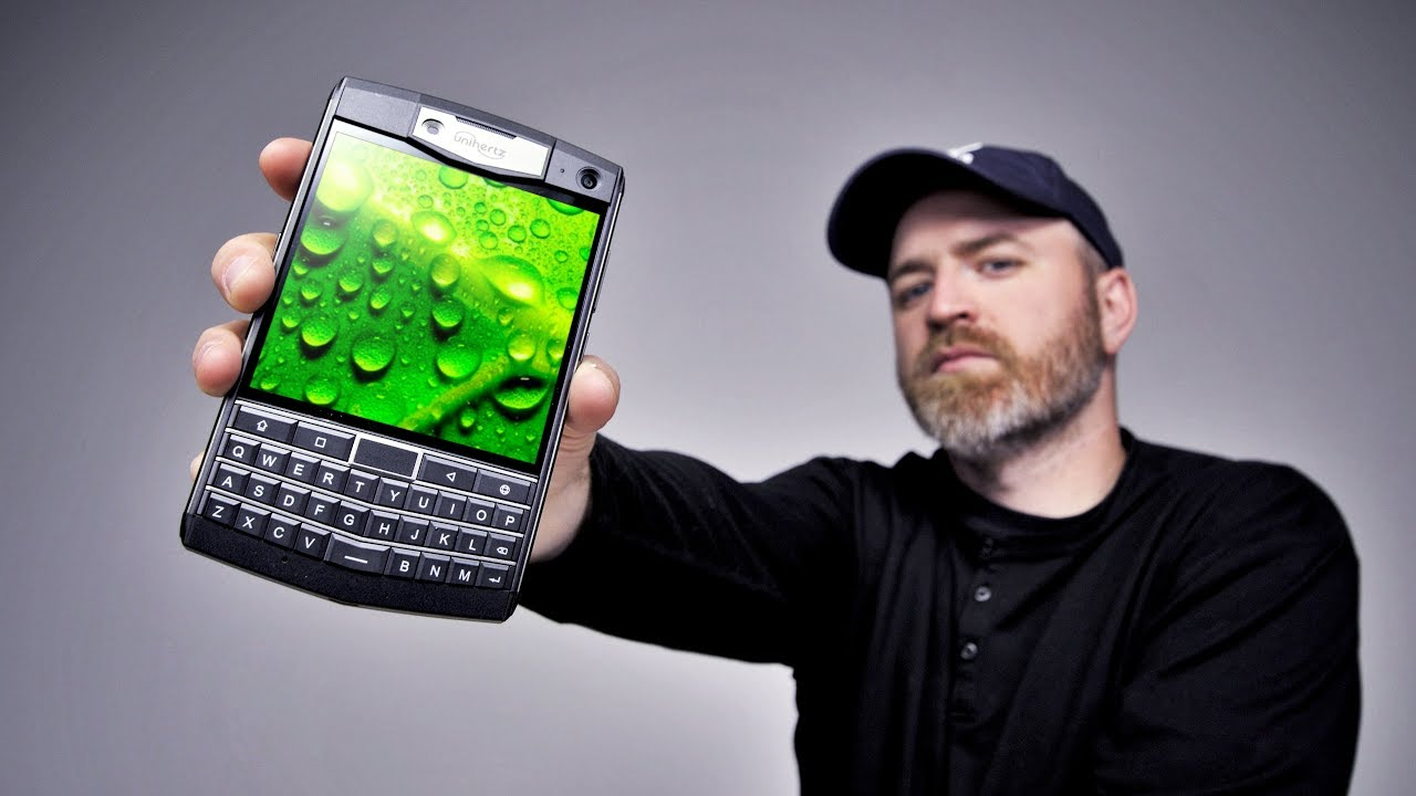 This Is Not A BlackBerry... thumbnail