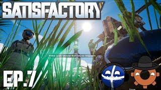 Satisfactory Multiplayer Ep#7: Murder