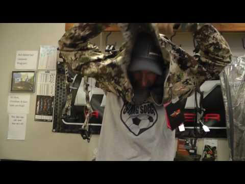 Bean Outdoors Overview Sitka Flash Pullover