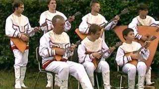 Yesterday (The Beatles) is played by Balalaika Orchestra