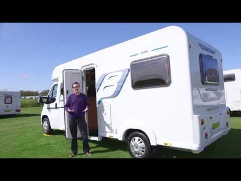 Practical Motorhome reviews the 2015 Bailey Approach Advance 665