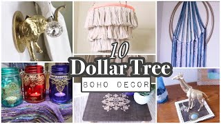10 Dollar Tree DIY High End Looking  Home Decor Crafts