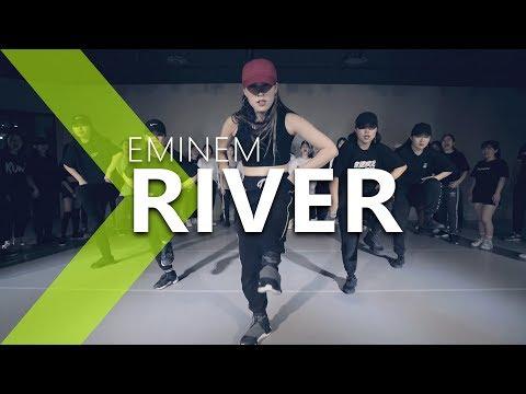 Eminem - River ft. Ed Sheeran / Jane Kim Choreocraphy .