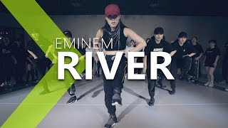 Eminem - River ft. Ed Sheeran / Jane Kim Choreocraphy .