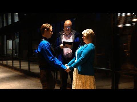 Plaintiffs challenging Alaska's same-sex marriage legally wed