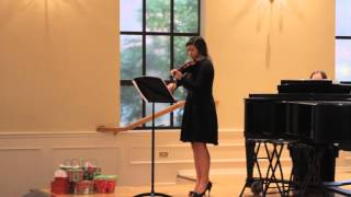 Here We Come A Wassailing - Traditional English, Arr. by Stephanie Charbonneau