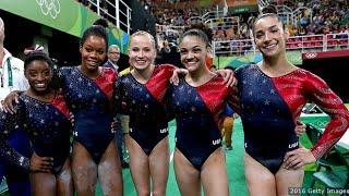 Rio 2016 WAG QF Prime Time NBC