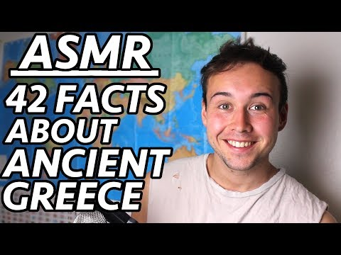 [ASMR] 42 Interesting Facts About Ancient Greece