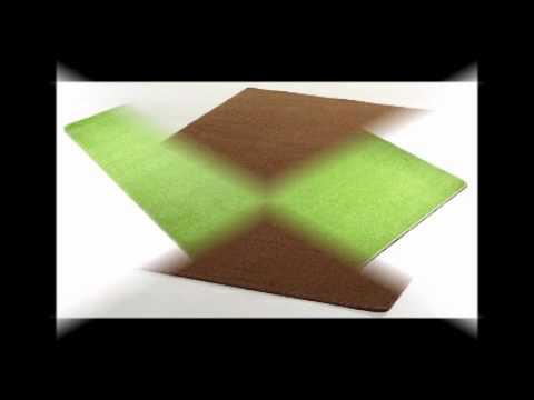 Kurzflor Teppich Nasty Floor