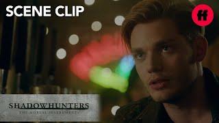 Shadowhunters | Season 2, Episode 7: Jace Teaches Simon How to Get a Girl | Freeform
