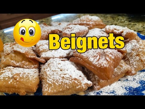 Beignets Food Product Review