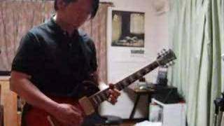 me playing suede elephant man guitar full ver.