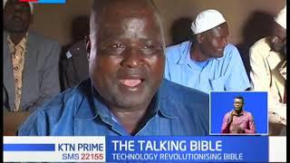 Here is Kenya's talking Bible