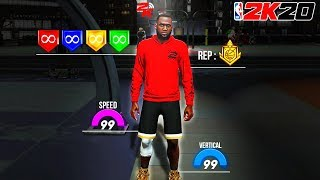 The BEST BUILD in NBA 2K20 AFTER PATCH 10