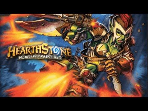 Hearthstone | Face Hunter letöltés