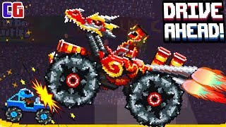Drive Ahead THIS BOSS is even COOLER! RAID on the BOSS in a Cartoon game from CoolGAMES