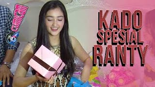 Ini Kado Super Spesial Ammar Buat Ranty - Cumicam 26 April 2017
