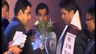 Mr India Worldwide 2012- Prize Ceremony