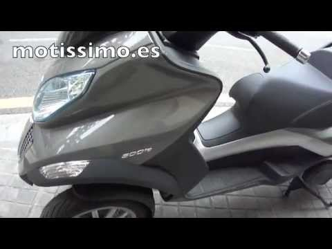 piaggio MP3 LT 500 Business 2012 - motissimo barcelona - motos ocasion