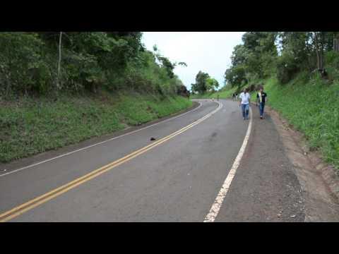 Grave acidente tira vida de dois jovens em Braganey