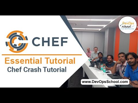 Chef Essential Tutorial By Rajesh Kumar in 2020 - Session-1 ...