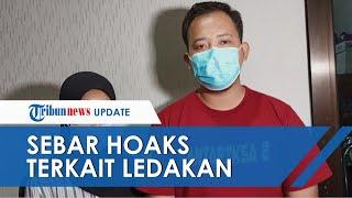 Sebar Konten Hoaks Terkait Ledakan Kilang Minyak Balongan, YouTuber Asal Indramayu Diamankan Polisi