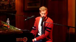 Canyon Moon Andrew McMahon Pen and Piano Tour Milwaukee, WI