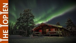 The Top Ten Places to See the Northern Lights
