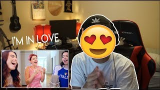 Cimorelli - One Direction Medly (Singoff) | REACTION | RICE