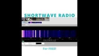 Start listening to Shortwave Radio for FREE