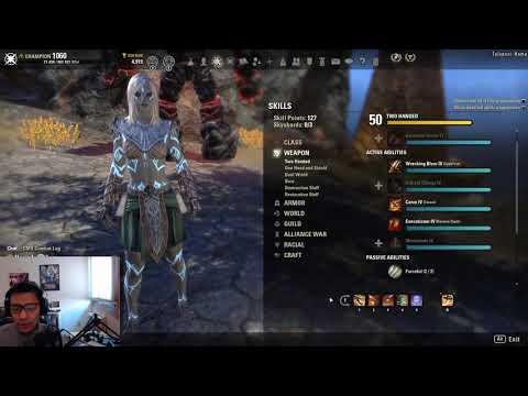 2 Hander is now viable in PVE? — Elder Scrolls Online