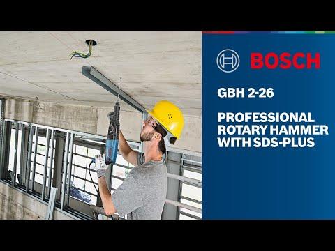 Bosch Rotary Hammer Gbh 2 26 Re
