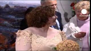 Hollanda'da eşcinsel evliliğin 10.yılı
