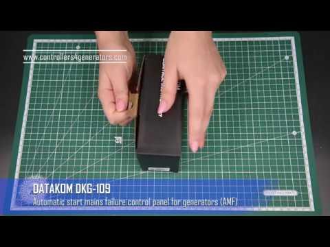 Видео обзор контроллера DKG-109