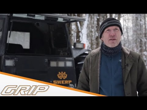 Das ultimative ATV aus Russland | Sherp ATV  | GRIP