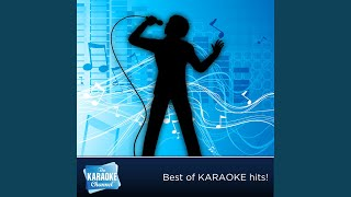 Don't Waste Your Heart (Originally Performed by Dixie Chicks) (Karaoke Version)