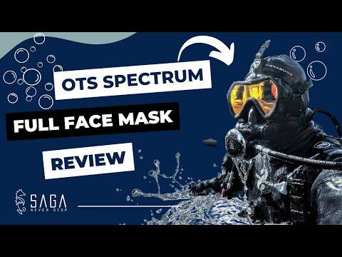 OTS SPECTRUM FULL FACE MASK REVIEW