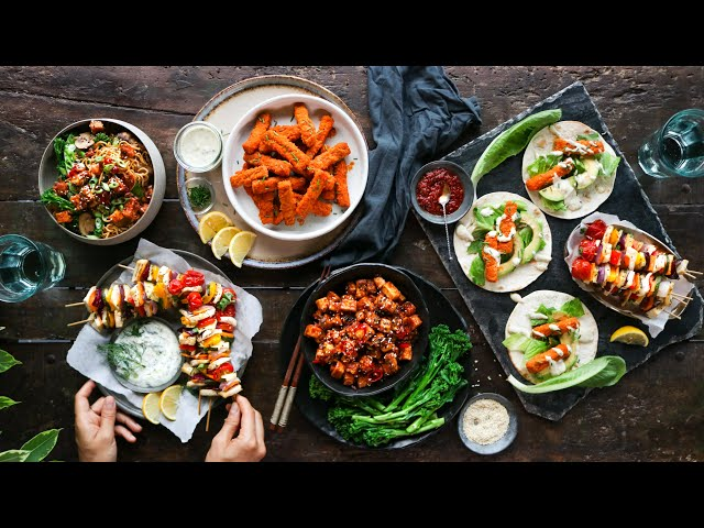 Epic tofu recipes » + awesome dipping sauces ????