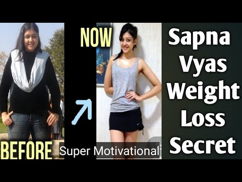 Sapna Vyas Patel Fat Loss Secret | Super Motivational