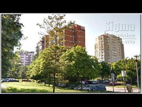 Stan Uknjižena Zgrada cukarica Železnik 52m2 45000e