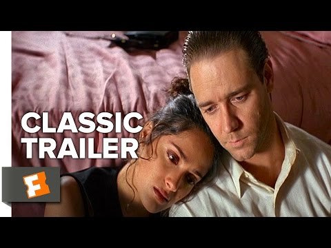 Breaking Up (1997) Official Trailer - Russell Crowe, Salma Hayek Movie HD