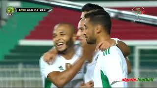 Algérie 3 – Zimbabwé 1